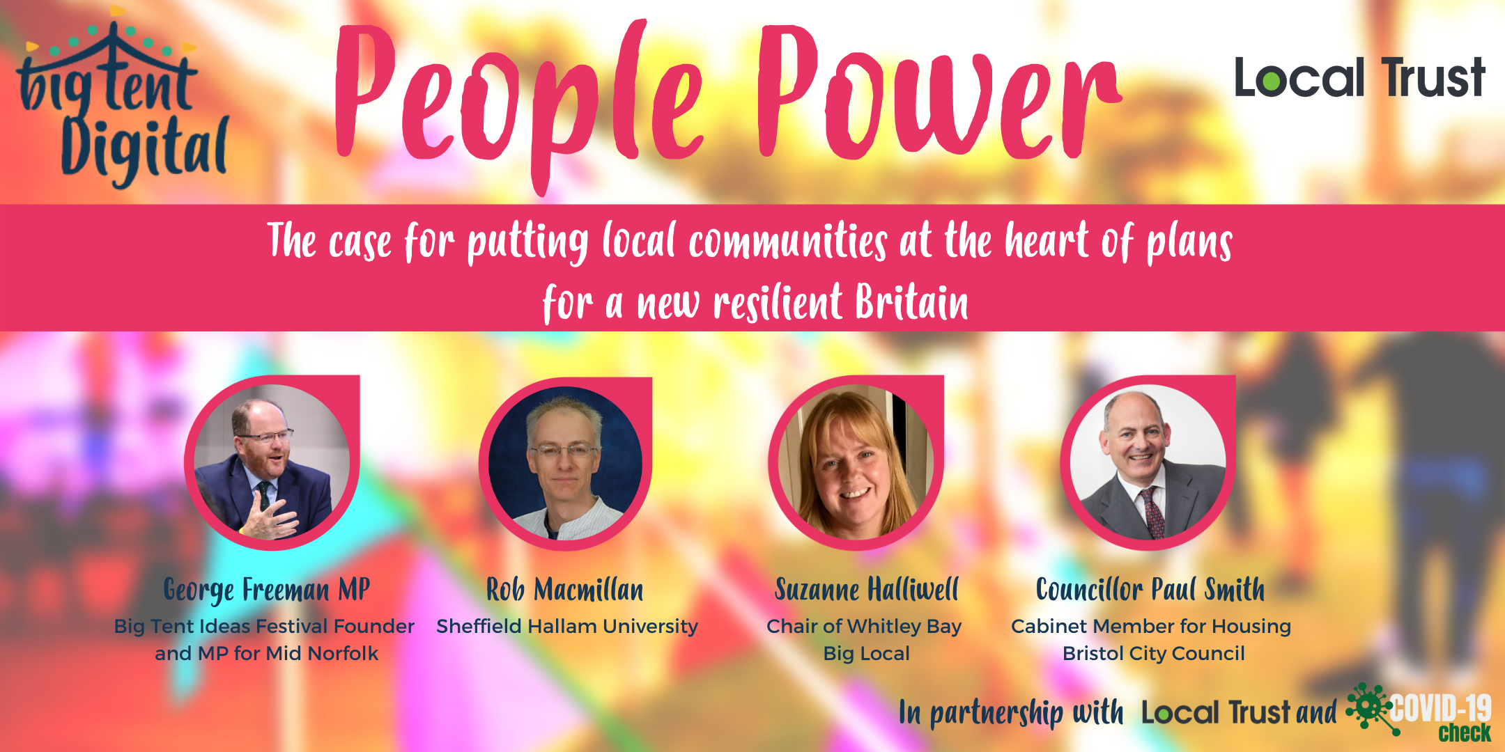 People power: More community involvement needed in social services says Local Trust