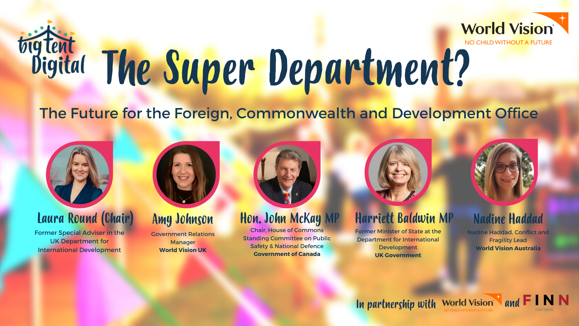 """The Super Department? """"We don't want to see an erosion of transparency and accountability"""" international aid experts say in response to looming DFID/FCO merger"""