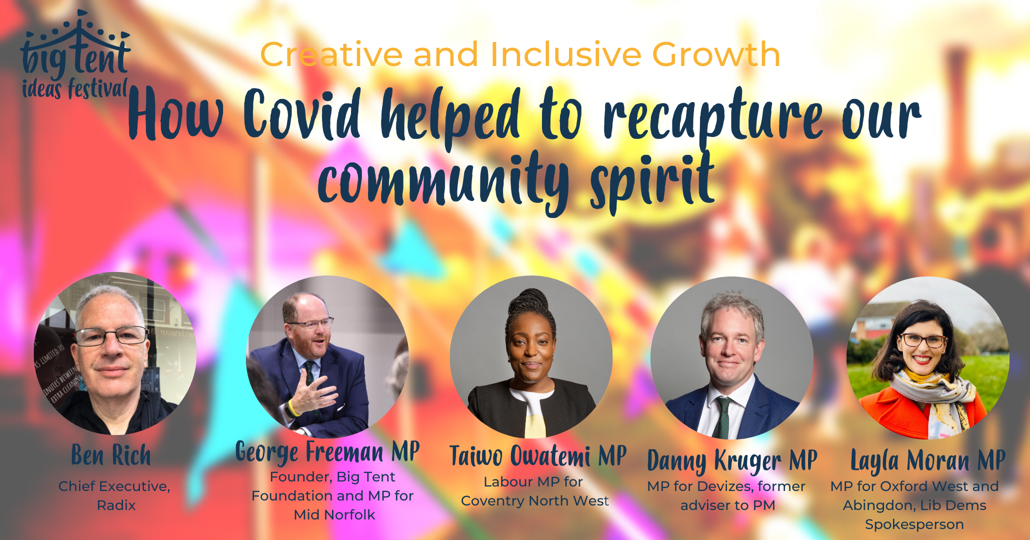 How Covid helped to recapture our community spirit