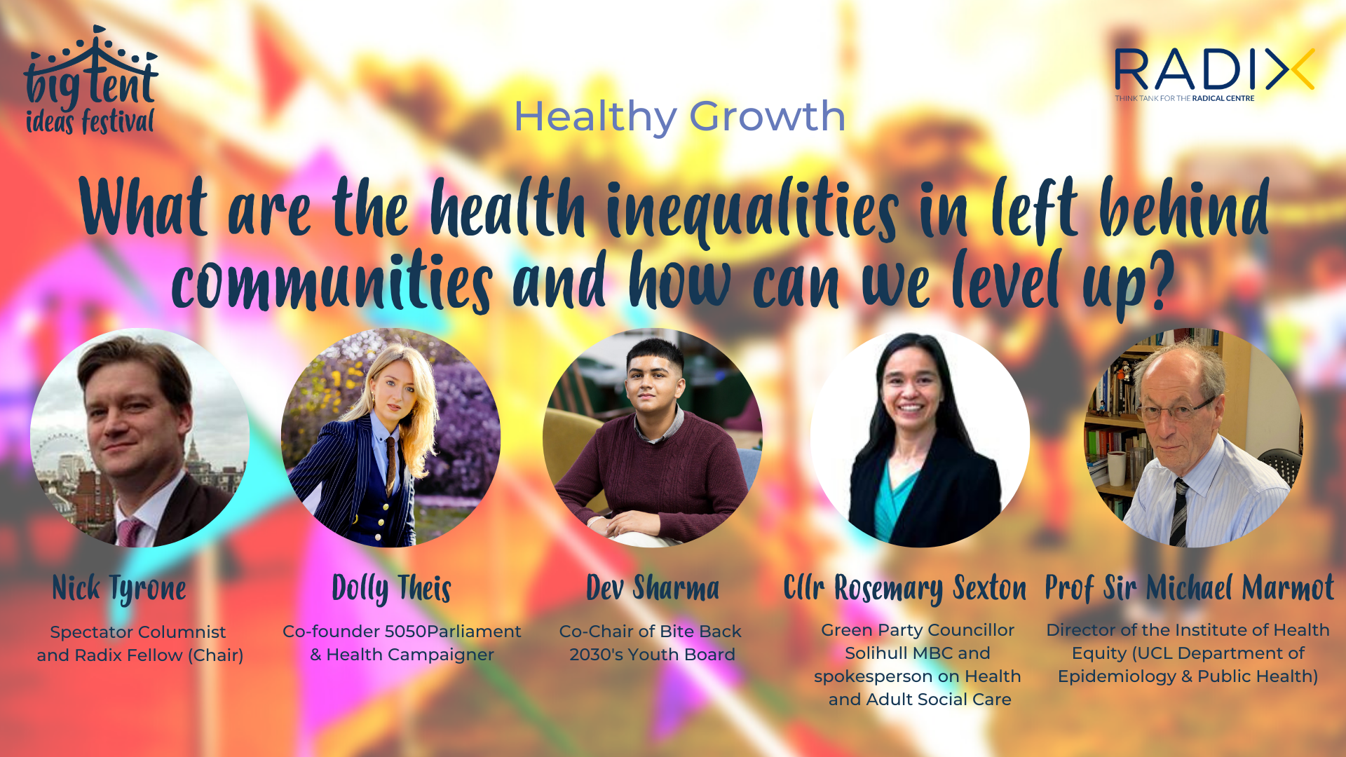 What are the health inequalities in left behind communities and how can we level up?