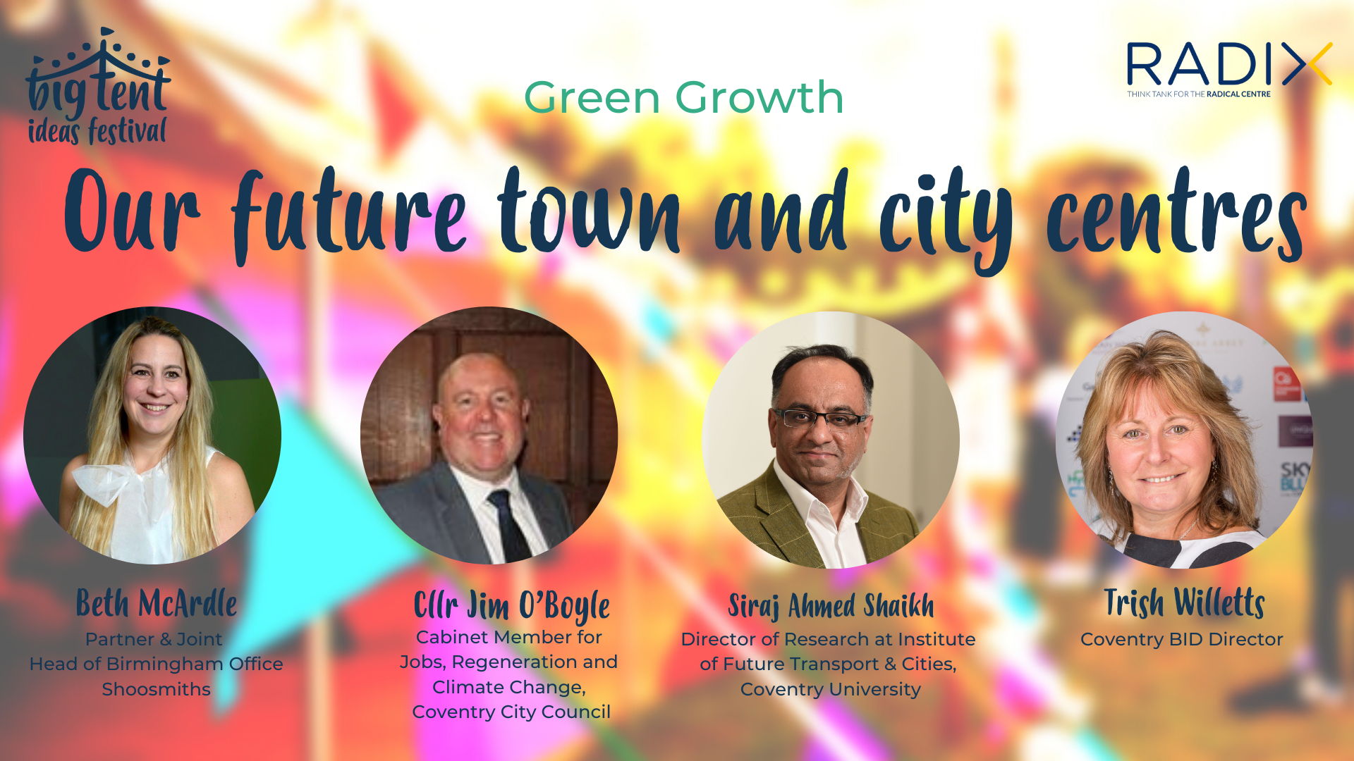 Our Future Town and City Centres