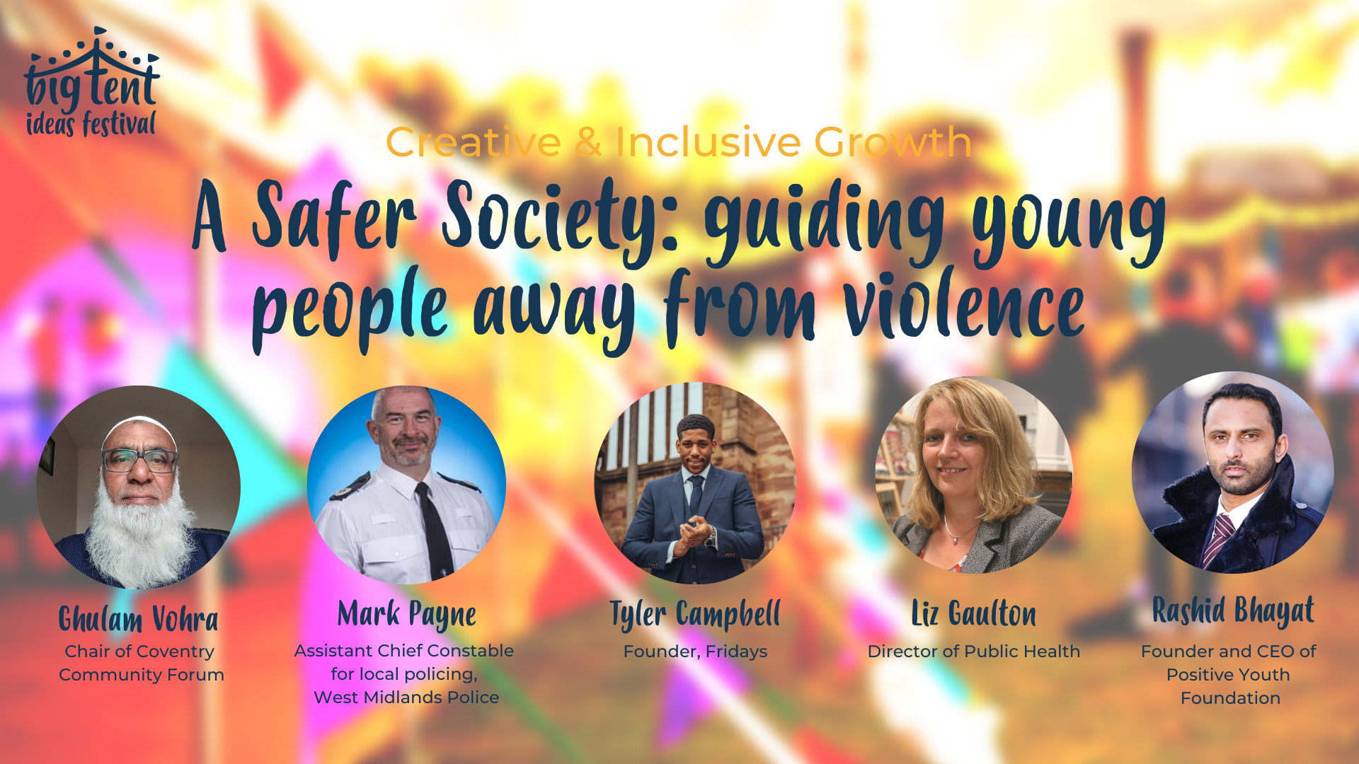 A Safer Society: guiding young people away from violence