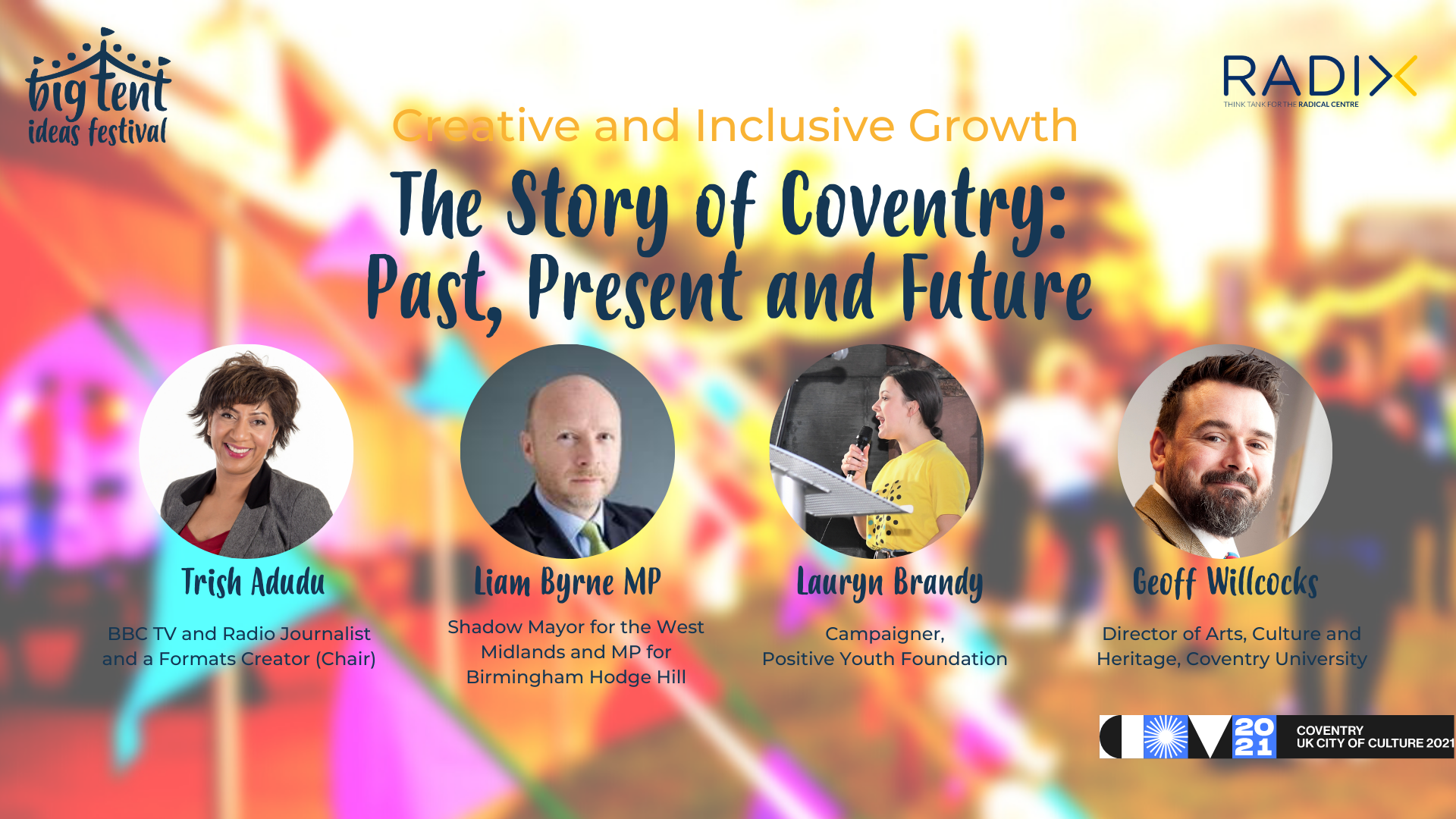 The Story of Coventry: Past, Present and Future