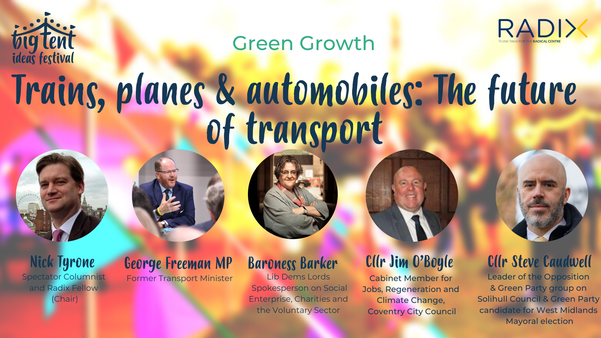 Trains, planes & automobiles: The future of transport